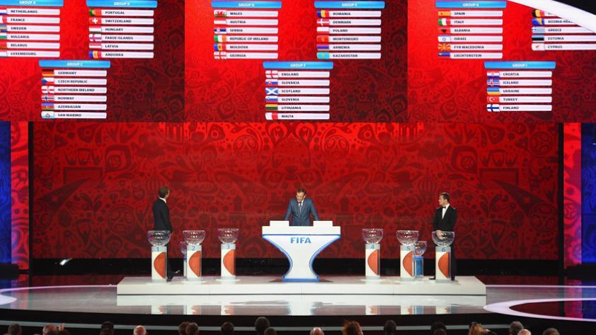 Rusia 2018: Este será el procedimiento para el sorteo de los grupos