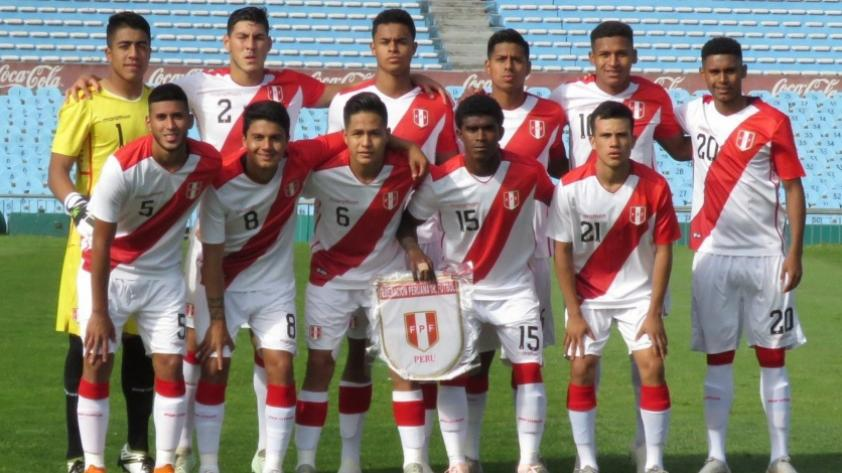 Perú vs. Uruguay: fecha y hora del debut de la selección en el Sudamericano Sub 20 de Chile