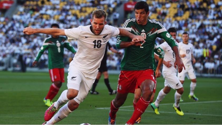 Nueva Zelanda vs. Perú: la última vez que los 'All Whites' jugaron el repechaje