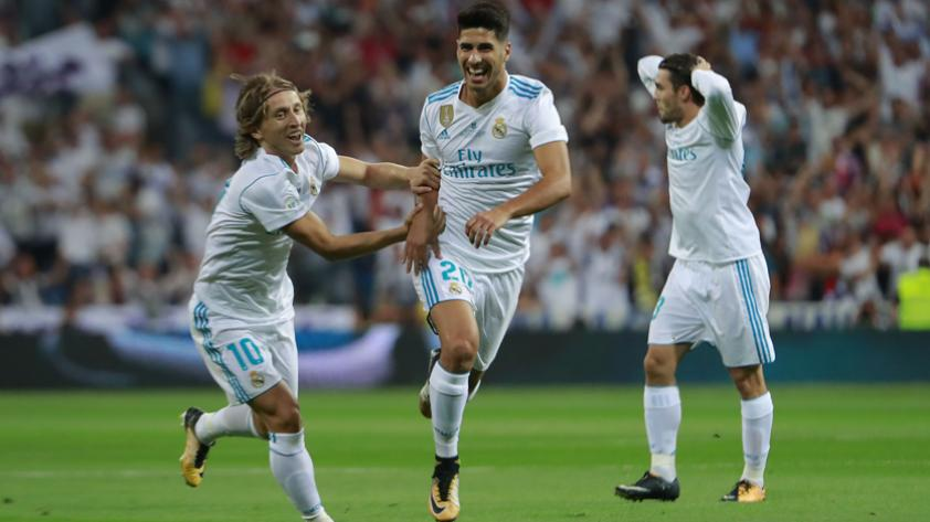 Marco Asensio renovó con el Real Madrid y su cláusula de salida supera a la de Lionel Messi