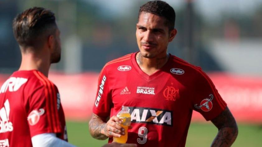 Flamengo acudirá al Tribunal Federal Suizo por caso Paolo Guerrero