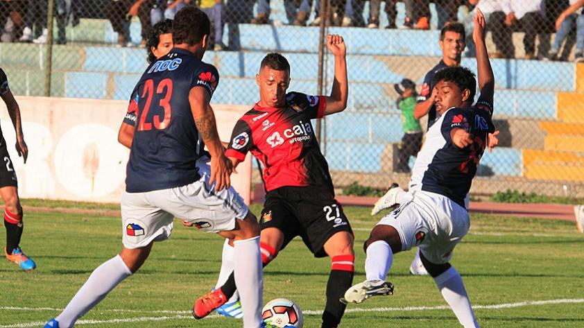 Melgar y Alianza Lima juegan en el Cusco