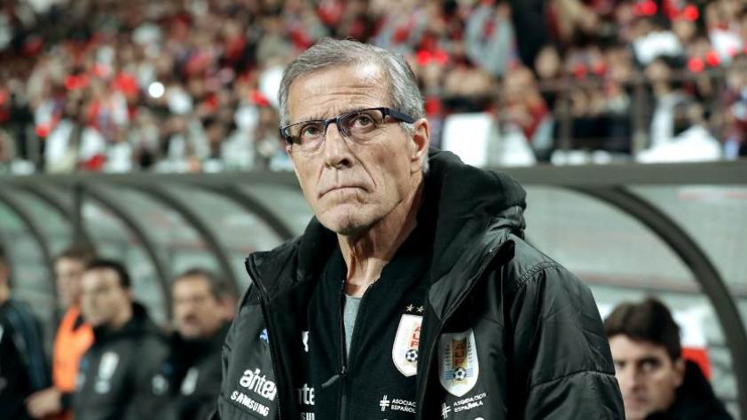 Tabárez asegura que Uruguay volverá  a reencontrarse con el fútbol