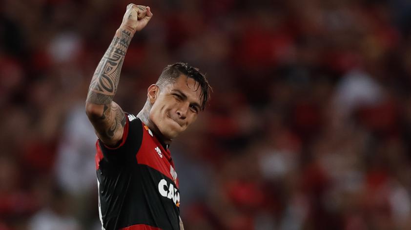 Flamengo y el deseo que Paolo Guerrero se retire en Brasil