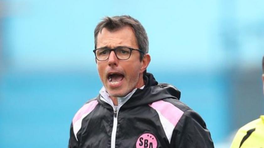 Marcelo Vivas confirmó su renuncia como DT de Sport Boys