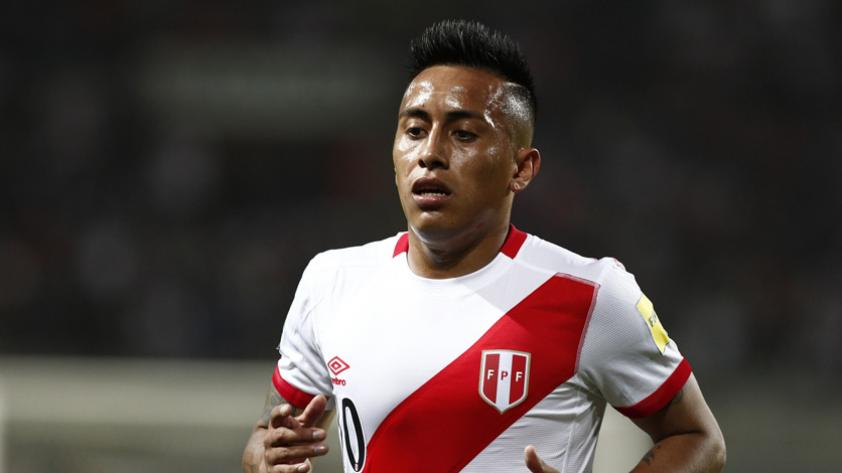 Christian Cueva a Movistar Deportes: