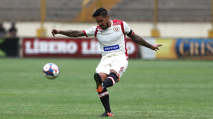 """Troglio: """"Vargas jugó muy bien y anotó un golazo"""""""