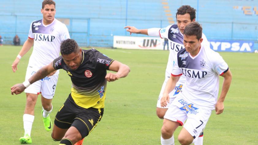 San Martín perdió 2-0 ante UTC por la fecha 5 del Torneo Clausura en el Alberto Gallardo