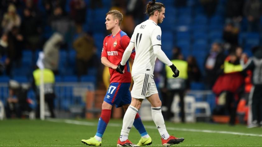 La sorpresa de la fecha: CSKA Moscú goleó 3 a 0 al Real Madrid en el Santiago Bernabéu