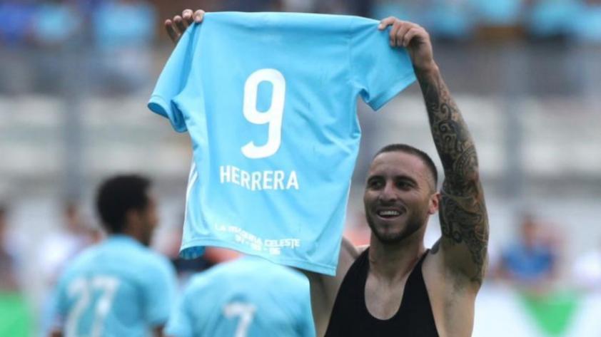 Se queda el goleador: Emanuel Herrera continuará en Sporting Cristal
