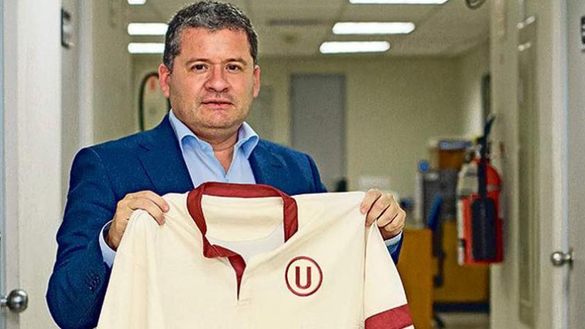 César Vento no es más gerente deportivo de Universitario