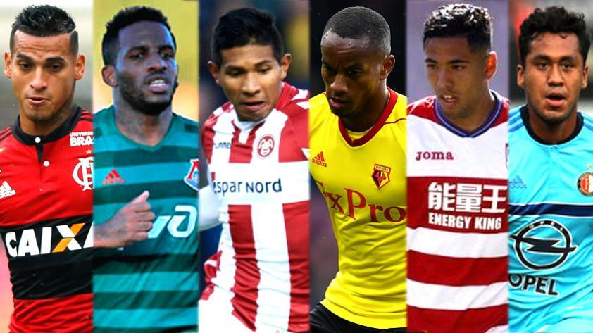 El largo trayecto de los 6 peruanos que juegan en el extranjero hasta Nueva Zelanda