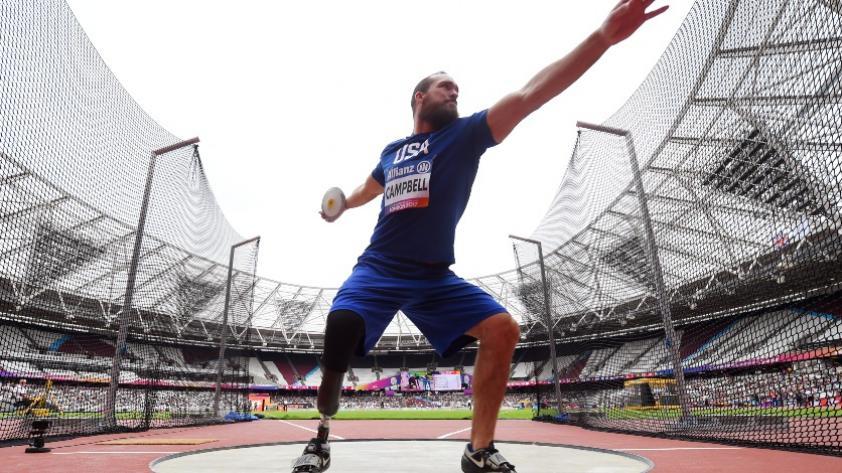 Lima 2019: 67 medallistas paralímpicos de Estados Unidos vendrán a los Juegos Parapanamericanos