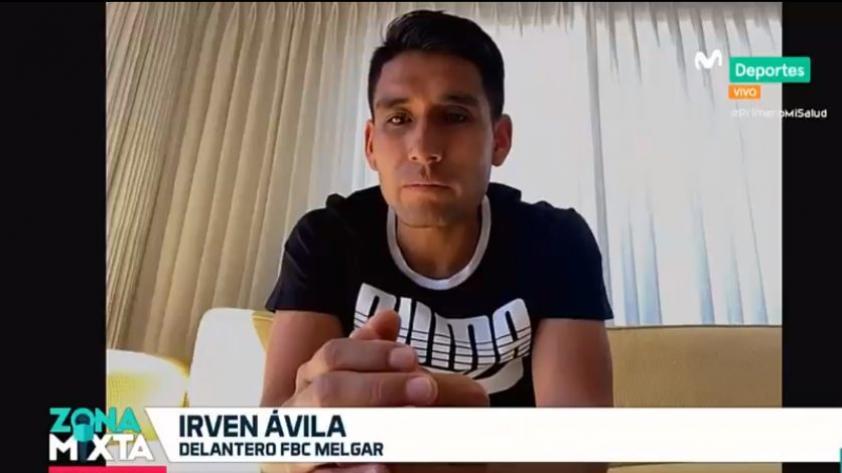 Irven Ávila en Zona Mixta: