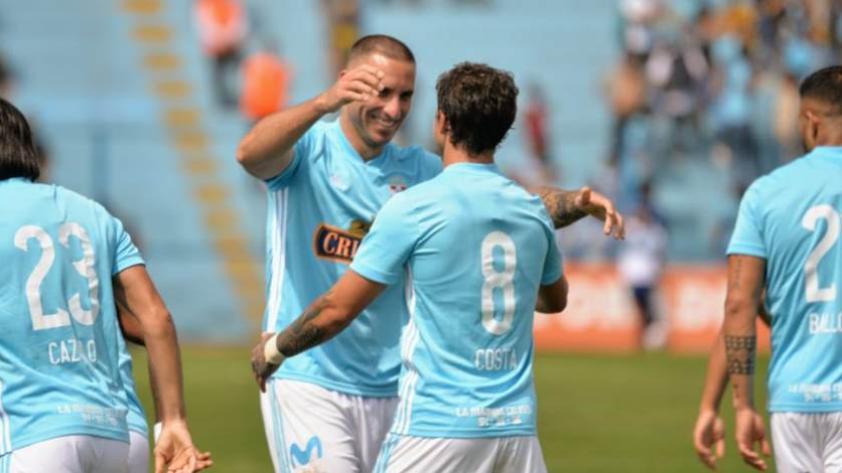 ¡Un nuevo récord! Con doblete de Herrera, Sporting Cristal golea por 4-0 a Binacional
