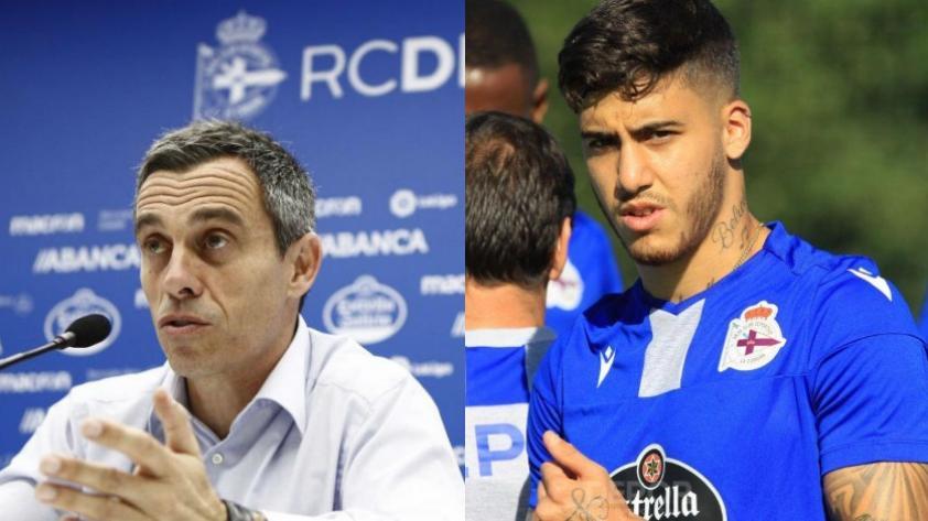 Deportivo de La Coruña: Director Deportivo del club español afirmó que Beto da Silva aportará la diferencia en el plantel