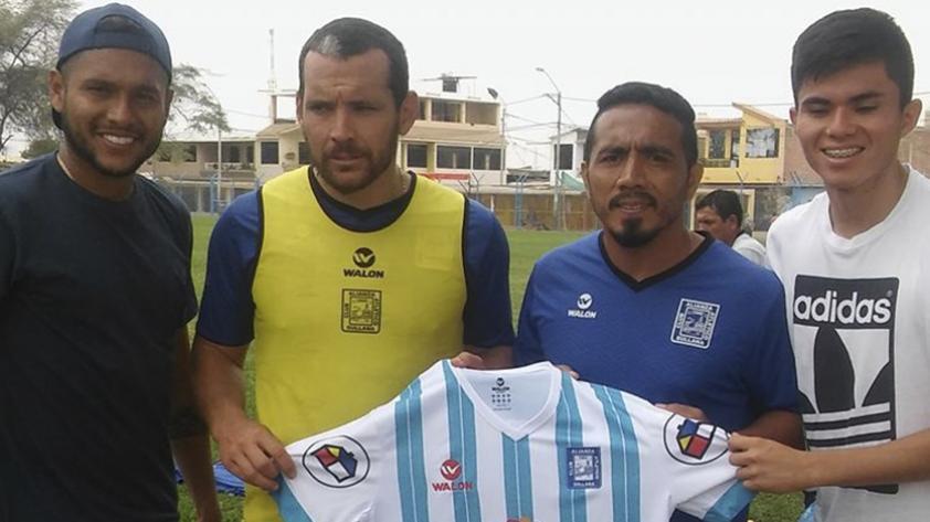 Alianza Atlético presentó a cinco refuerzos