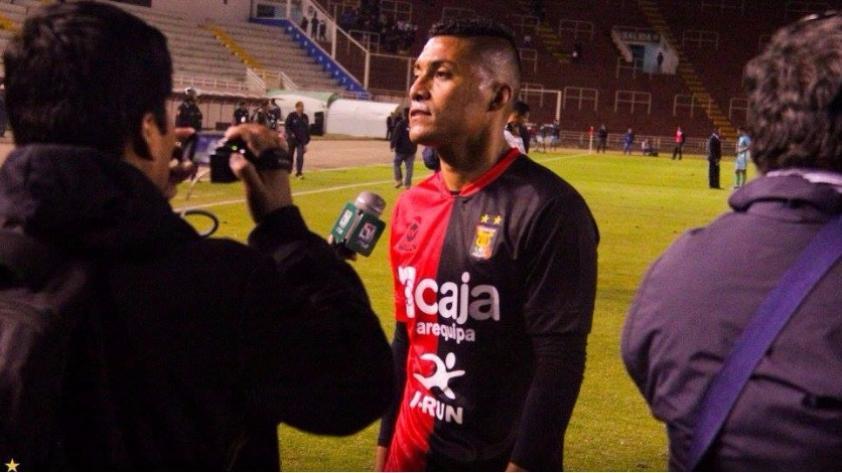 Alianza Lima: Daniel Chávez se desliga de Melgar y se acerca a Matute