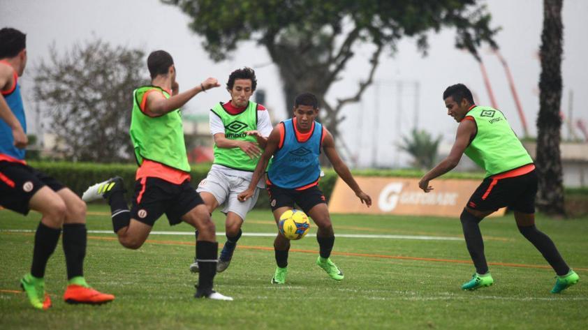 Novedades en Universitario para enfrentarse a Sport Rosario