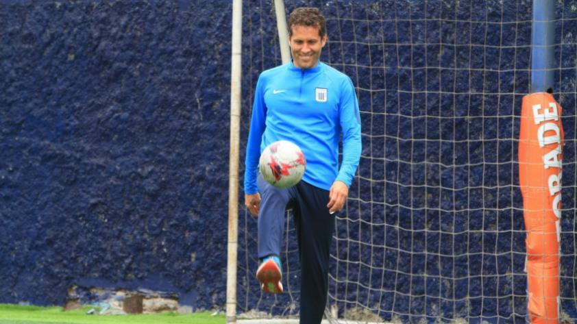 Leao Butrón y su análisis para el partido decisivo contra Sport Huancayo