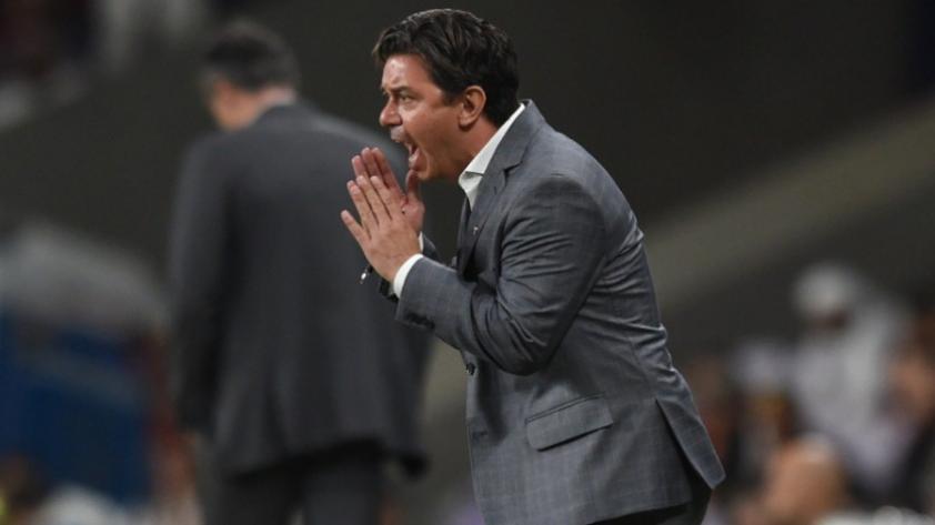 Mundial de Clubes: Gallardo y su dura autocrítica para sus dirigidos del River Plate