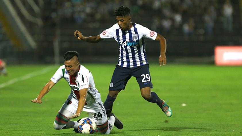 """Erinson Ramírez: """"En Alianza me piden que aproveche mi velocidad"""""""