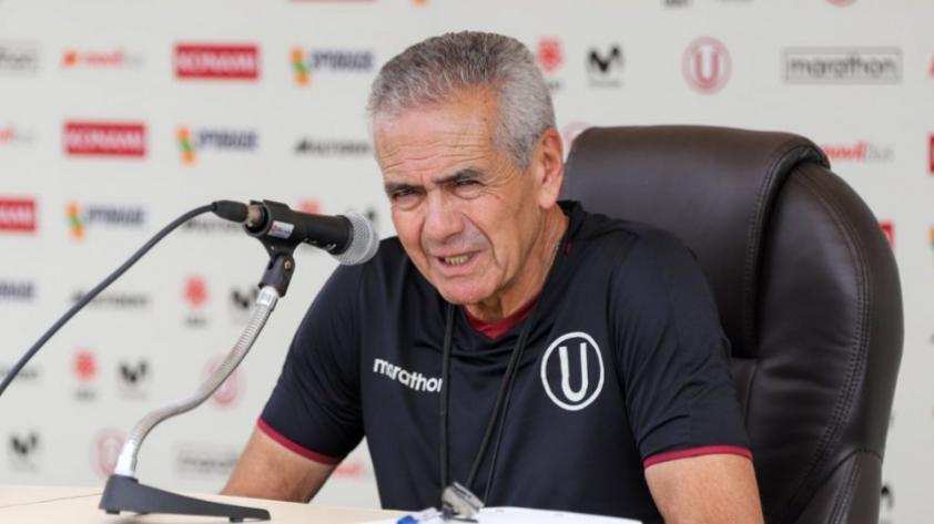 """Gregorio Pérez: """"Sería importantísimo que Gareca esté en el clásico, es un referente del fútbol peruano a nivel mundial"""""""