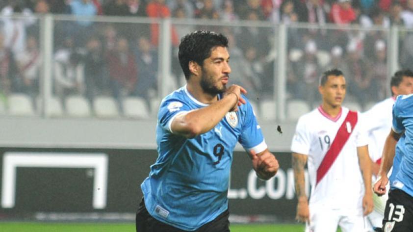 Uruguay con cambios para enfrentar a Perú