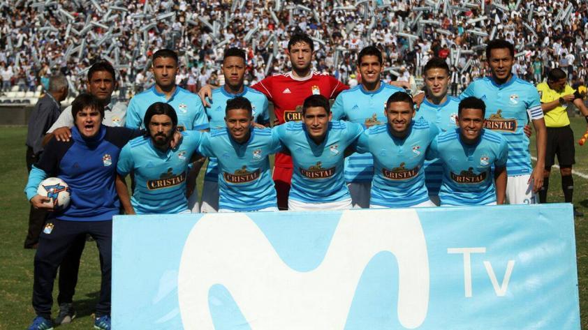 Sporting Cristal: cambio de objetivo, ¿Copa Sudamericana 2018?
