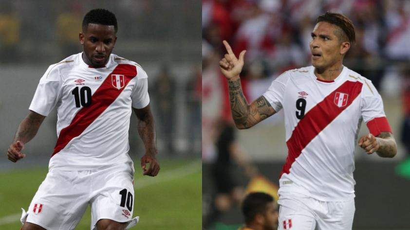 Selección Peruana: ¿Por qué Farfán sí y Guerrero no?