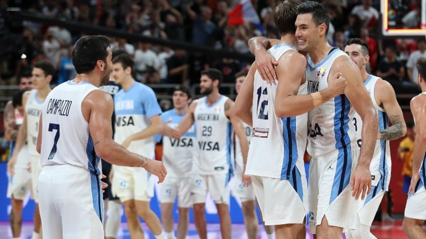 ¡A la final! Argentina definirá el título del Mundial de Baloncesto frente a España (VIDEOS)