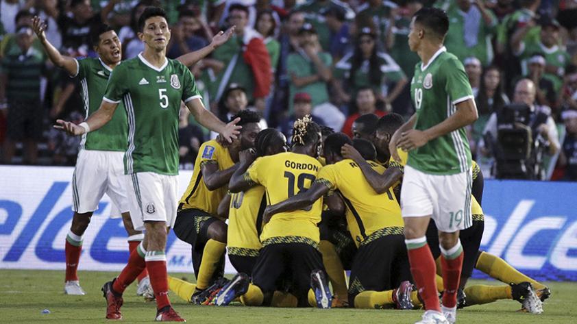 Jamaica, el finalista de la Copa de Oro que fue rival de Perú