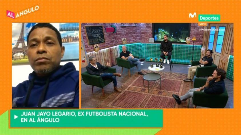 Juan Jayo en Al Ángulo: