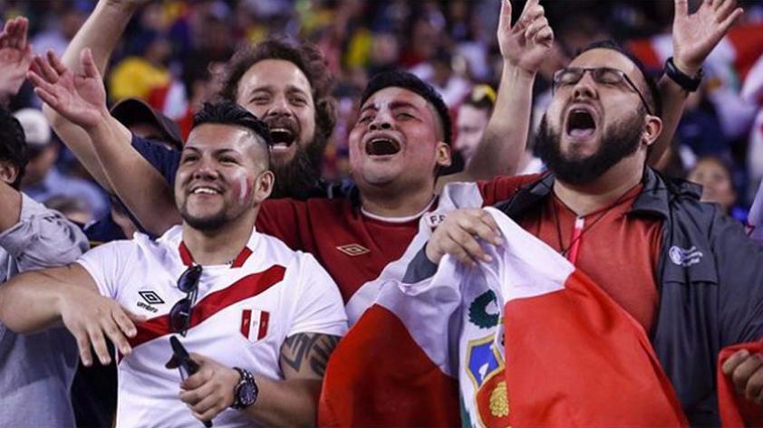 Nueva Zelanda – Perú: Instrumentos musicales impedidos de ingresar al estadio