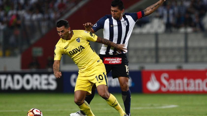 Alianza Lima empató 0-0 con Boca Juniors en su debut de la Copa Libertadores