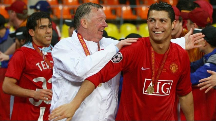 Alex Ferguson contó el día en que Arsenal y Real Madrid quisieron 'robarle' a Cristiano Ronaldo