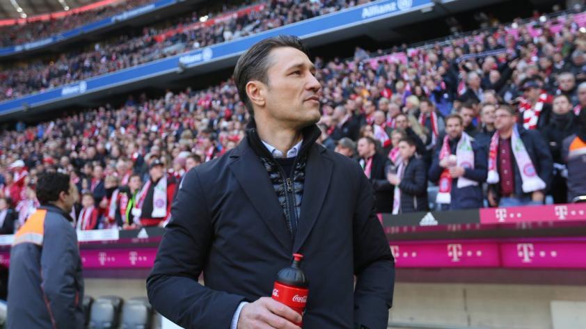 Bayern Munich: Nico Kovac fue oficializado como nuevo DT bávaro para la próxima temporada
