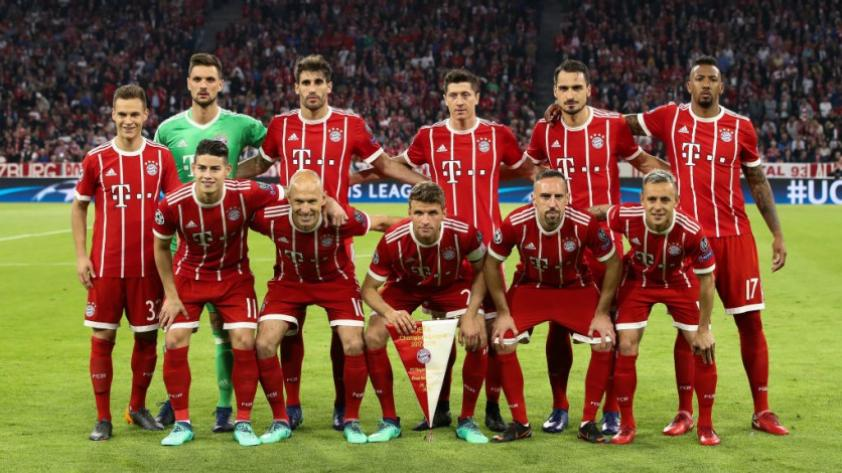 Sensible baja: Bayern Munich viajó sin este crack para enfrentar a Real Madrid
