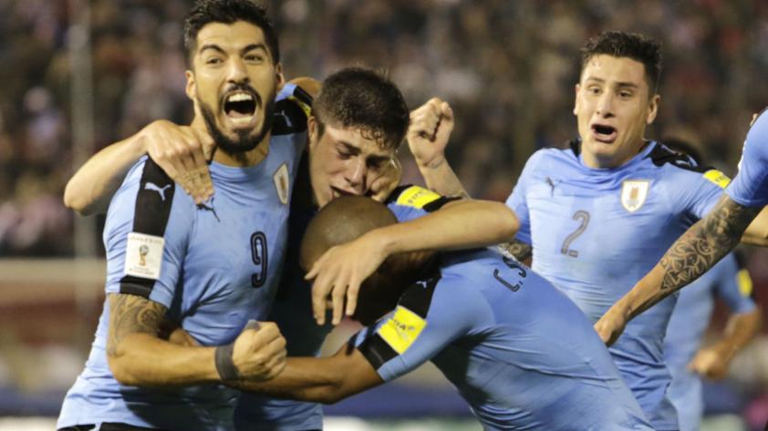 Uruguay incluye la China Cup como parte de su preparación para Rusia 2018