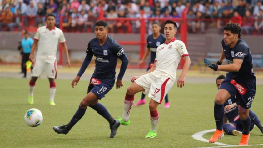 ¡Para ninguno! Alianza Lima empató 1-1 con UTC por la séptima jornada del Torneo Clausura