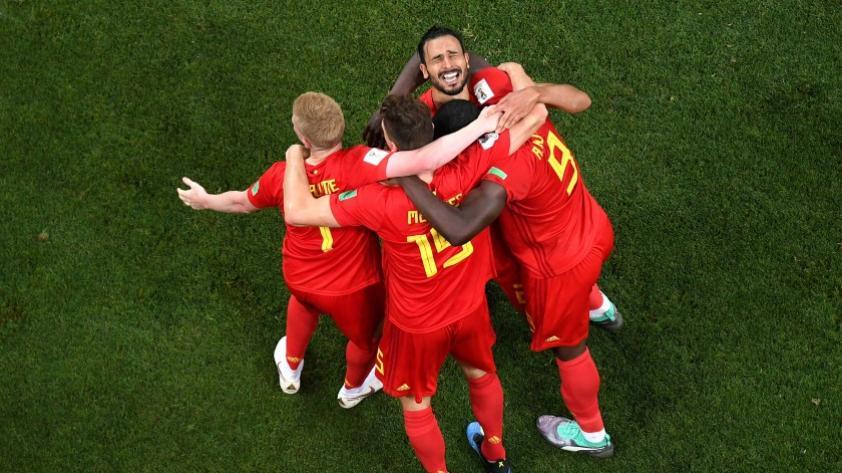 Locura por el fútbol: cárceles en Bélgica pasarán el partido ante Brasil