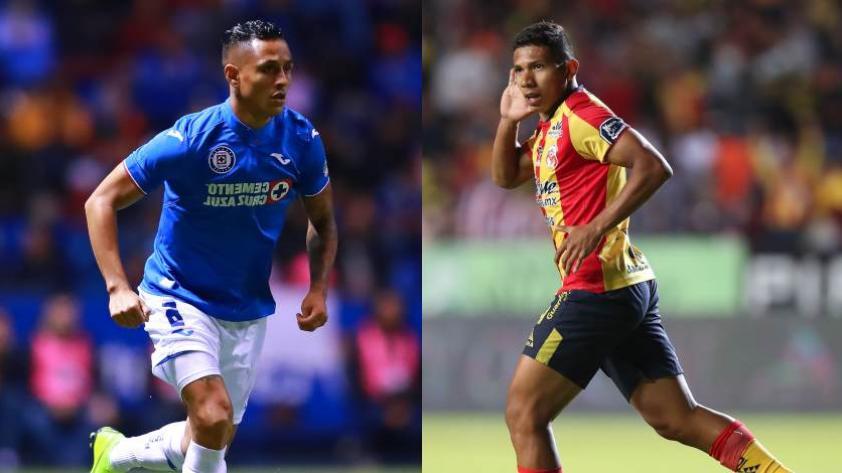 Duelo de Peruanos: Cruz Azul de Yoshimar Yotún se enfrenta al Monarcas de Edison Flores