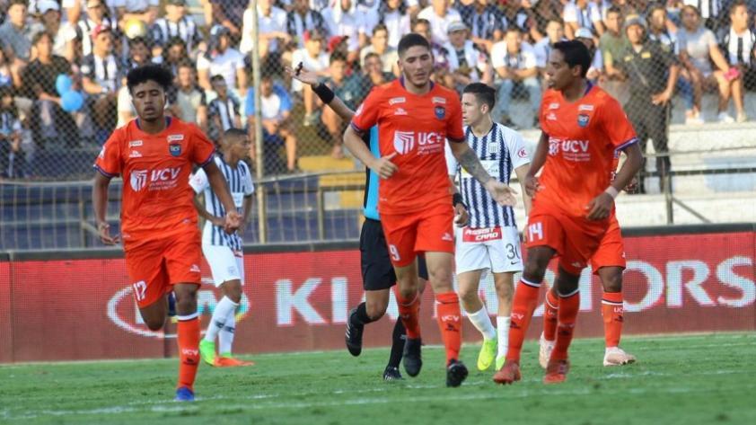 Santiago Silva x3: César Vallejo derrotó 3-1 a Alianza Lima en Trujillo por la fecha 3 del Torneo Clausura