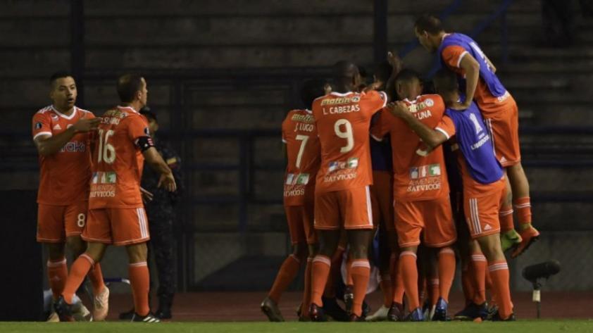 Real Garcilaso perdió por 1 a 0 ante su similar de La Guaira en su debut de la Copa Libertadores 2019