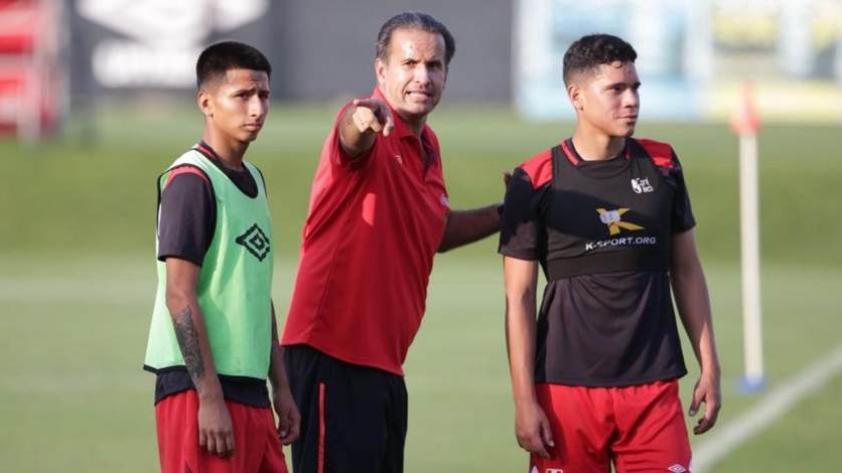 Selección Peruana: Silvestri asegura que la Sub-17 hará un buen papel en el Sudamericano