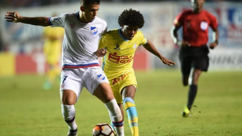 Real Garcilaso cayó 4-0 ante Nacional por la Copa Libertadores