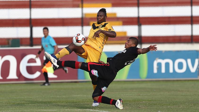 """Jefferson Collazos: """"Siempre quiero ser goleador"""""""