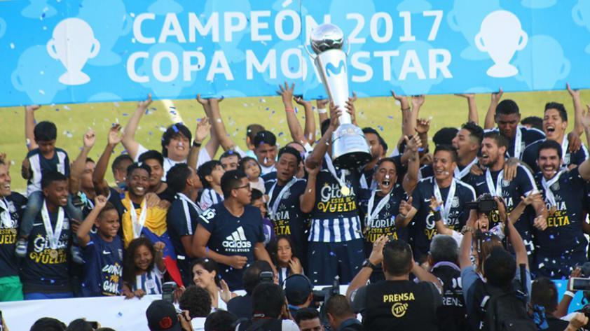 Alianza Lima Campeón 2017: Las estadísticas del monarca peruano
