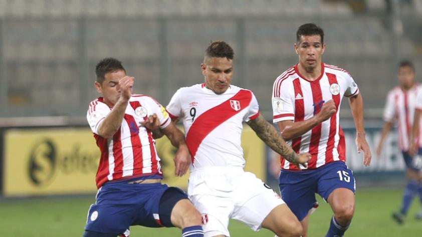 Perú jugará amistoso con Paraguay en junio