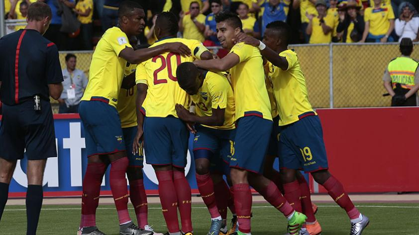 Ecuador jugará un amistoso antes de enfrentar a Perú